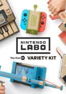 Nintendo Labo: Toy-Con 01 - Variety Kit