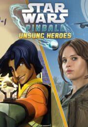 Pinball FX3 - Star Wars Pinball: Unsung Heroes