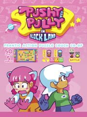 Pushy & Pully in Blockland