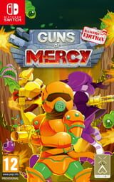 GUNS OF MERCY - Rangers Edition
