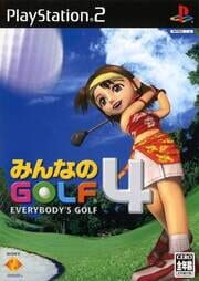 Everybody's Golf 4