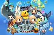WORLD OF FINAL FANTASY MAXIMA