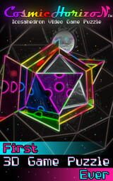 Cosmic Horizon - World First 3D Game Puzzle Ever