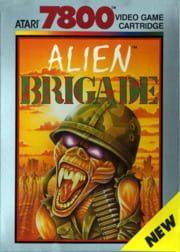 Alien Brigade