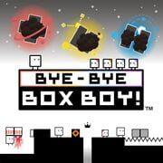 Goodbye! BoxBoy!