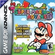 Super Mario Advance: Super Mario Bros. 2