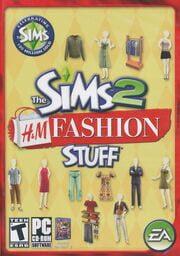 The Sims 2: H&M Fashion Stuff