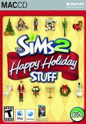 The Sims 2: Happy Holiday Stuff