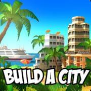 Paradise City Island Sim Town