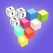 3d Voxel Art: Color by Number