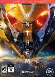 Anthem: Legion of Dawn Edition
