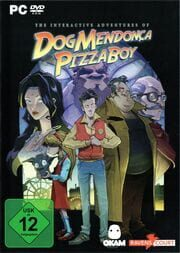 The Interactive Adventures of Dog Mendonça and Pizzaboy
