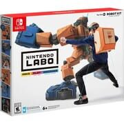 Nintendo Labo Robot Kit software