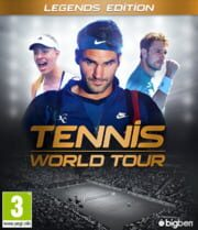 Tennis World Tour: Legends Edition