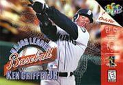 Major League Baseball Featuring Ken Griffey, Jr