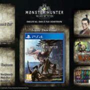 Monster Hunter: World - Digital Deluxe Edition