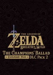 The Legend of Zelda: Breath of the Wild - DLC duplicate