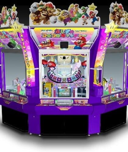 Mario Party Fushigi no Korokoro Catcher