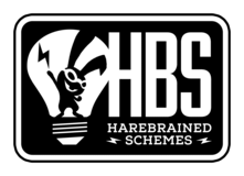 Logo of Harebrained Schemes