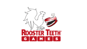 Logo of Rooster Teeth Games
