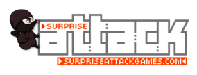 Logo of Surprise Attack Games