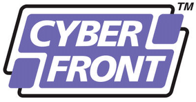Logo of CyberFront Corporation