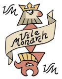 Logo of Vile Monarch