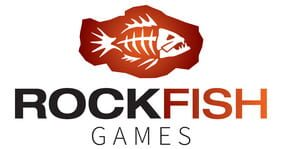 Logo of Rockfish Games