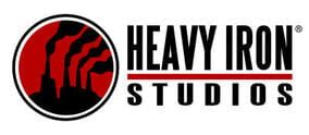 Logo of Heavy Iron Studios