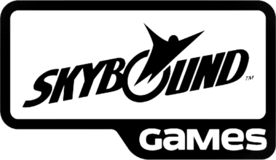 Logo of Skybound Games