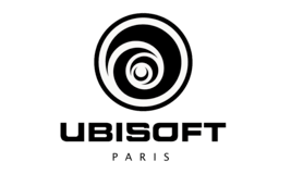 Logo of Ubisoft Paris