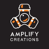 Logo of Amplify Creations