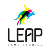 Logo of LEAP Game Studios