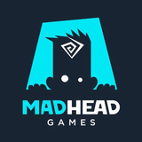 Logo of Mad Head Games