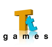Logo of TT Games Publishing