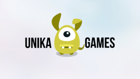 Logo of Unika Games