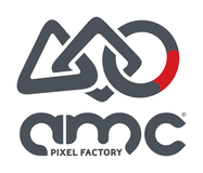 Logo of AMC Pixel Factory