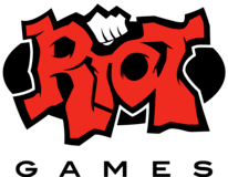 Logo of Riot Games