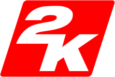Logo of 2K Games