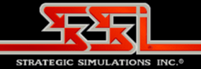 Logo of SSI (Strategic Simulations, Inc.)