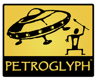 Logo of Petroglyph Games