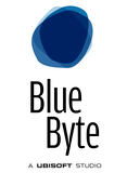 Logo of Blue Byte
