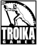 Logo of Troika Games