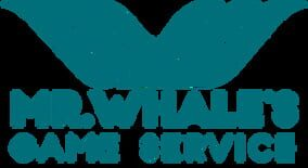 Logo of Mr. Whale's Game Service