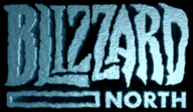 Logo of Blizzard North
