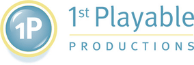 Logo of 1st Playable Productions