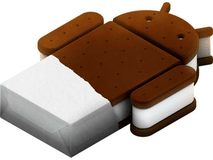 Logo for Ice Cream Sandwich