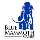 Logo of Blue Mammoth Games