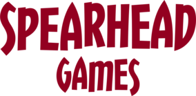 Logo of Spearhead Games