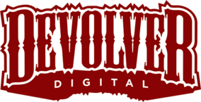 Logo of Devolver Digital